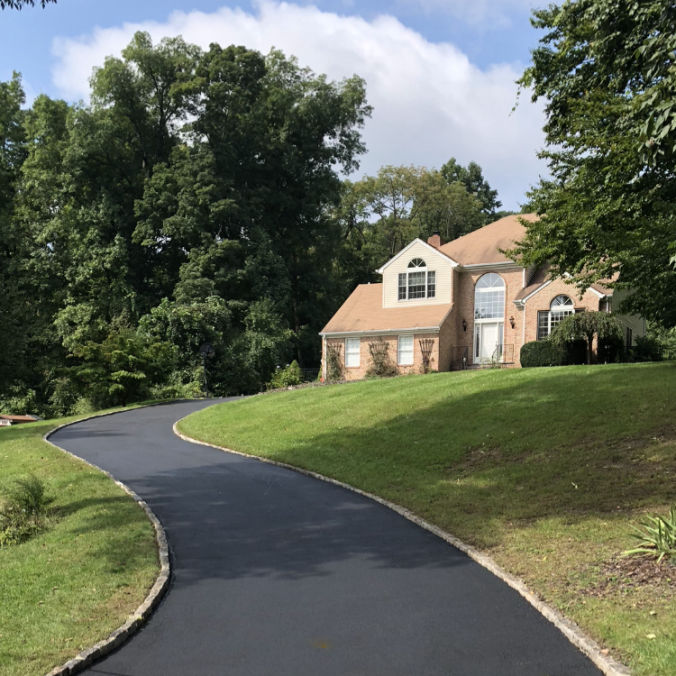 Hudson County NJ Residential Paving Contractor