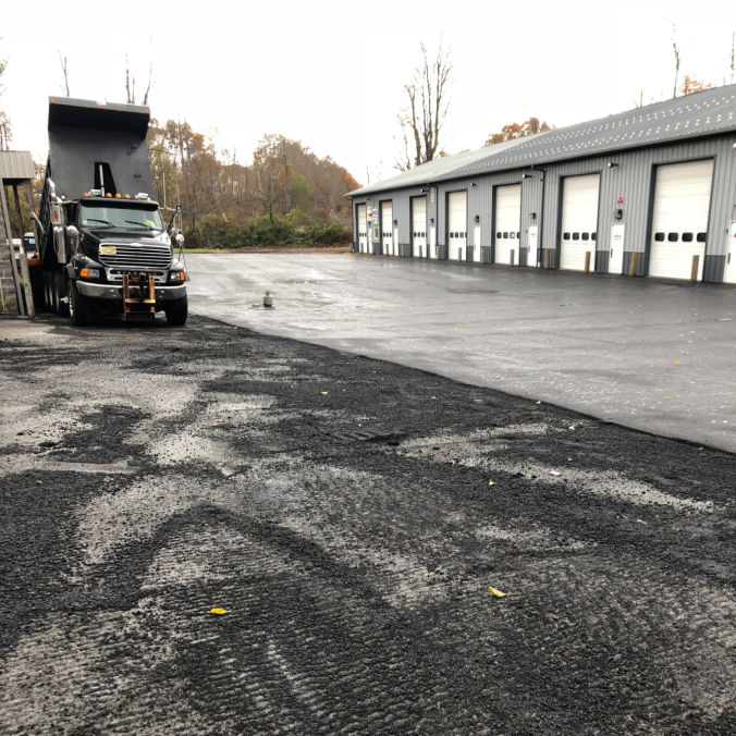 NJ Paving Contractor Hudson County : paving and sealcoating